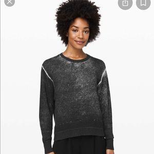 Lululemon hazy day sweater